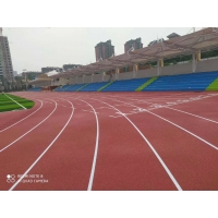 Buy cheap Red Full System 13mm Athletic Synthetic Running Track from wholesalers