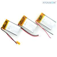 Buy cheap 3.7V 1500mah Lipo Rechargeable Lithium Polymer Battery 5.55wh 505050 604050 802470 803450 903462 903450 from wholesalers