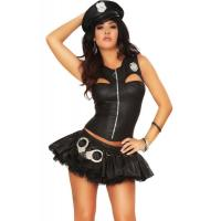 Buy cheap Cop Prisoner Costumes Playful Po Po Cop Costume Wholesale from Manufacturer Directly carnival Costumes from wholesalers