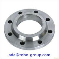 Buy cheap Nickel Alloy SW WN Flange / Forged steel Flanges 10'' ASME B16.5 ASME SB622 NO8811 product