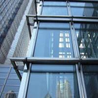 Buy cheap Energy-saving Exposed Framing Glass Curtain Wall System, Customized Colors and Sizes are Accepted from wholesalers