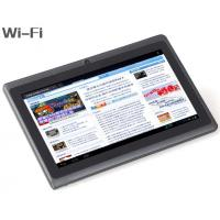 Buy cheap 7 Inch Quad Core Tablet PC Mali-400 Cortex A13 Android 4.0.3 With WiFi product