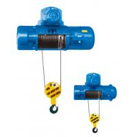 Buy cheap 10T CD1 Wire Rope Electric Hoist,construction hoist from wholesalers