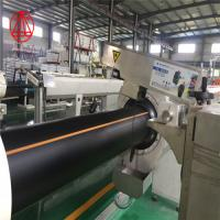 Buy cheap HDPE Pe100 Poly Pipe ,  Hdpe Gas Pipe Municipal Network Construction from wholesalers
