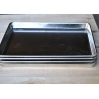 Buy cheap 33*23cm Bread Baking Sheet Cookie Sheet Stainless Steel Baking Pan Tray from wholesalers