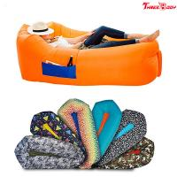 Buy cheap Inflatable Outdoor Lounge Sofa Hammock Air Sofa And Pool Float Ships Fast from wholesalers