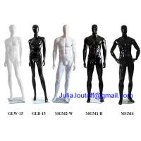Buy cheap ZIEL abstract Male full-body fiberglass mannequin from wholesalers