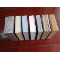 Buy cheap UV Coating Reinforced Calcium Silicate Board Thermal Insulated Curtain Wall from wholesalers