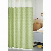 Buy cheap Inherently Flame-retardant Cubicle Curtain in Jacquard Patterns, with Mesh in Fabric Top from wholesalers