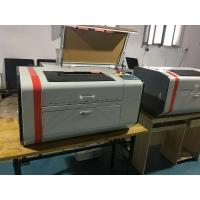 Buy cheap S500 80w 30x50cm mini laser cutting and engraving machine for wood and acrylic from wholesalers