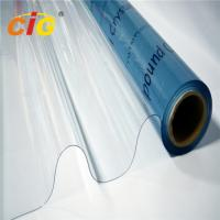 Buy cheap Transparent PVC Film Roll Waterproof 0.06mm-0.5mm Thickness For Packing Bag from wholesalers
