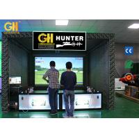Buy cheap 110V/220V Home Laser Shooting SimulatorHunting Hero Game Machine Customized Color product
