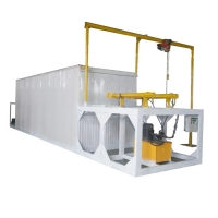 Buy cheap Closed Structure 4t/H 6t/H Bitumen Melting Equipment from wholesalers