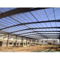 Buy cheap Light Poultry Farm Steel Framing House High Strength Structural Steel Angles from wholesalers