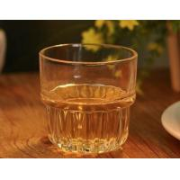 Buy cheap Machine Pressed 250ml Whiskey tumbler drinking glasses , Juice Glass Cup product