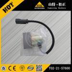 Buy cheap komatsu excavator PC400-7 polot valve 702-21-57600 from wholesalers