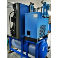 Buy cheap Single Phase Rotary Screw Air Compressor With Dryer Simple Maintenance from wholesalers