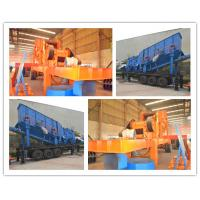 Buy cheap 40 tph mobile crusher plant for sale from wholesalers
