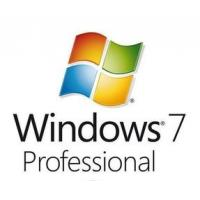 Buy cheap Microsoft Windows 7 Key Code , Windows 7 Product Key Sticker For Dell / HP / Lenovo from wholesalers