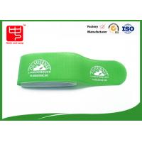 Buy cheap Colored Hook and Loop hook and loop Ski Straps WIth Printing logo EVA Foam material from wholesalers