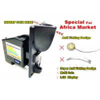 Buy cheap Vending Machine Coin Acceptor , Cpu Comparable Coin Selector Standard Size from wholesalers