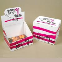 Buy cheap Cardboard Counter Top Display Boxes, Small Cardboard Display Boxes from wholesalers