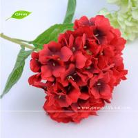 Buy cheap GNW FLH01 Factory Price Silk Flower Wedding Bouquet Wholesale Artificial Hydrangea Flowers from wholesalers