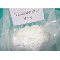 Buy cheap High Purity Legal Anabolic Steroids Testosterone Base Powder for Treating Lack of TestosteroneCAS:58-22-0 from wholesalers