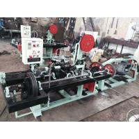 Buy cheap Normal Double Twisted Barbed Wire Making Machine / Barbed Wire Fencing Machine from wholesalers