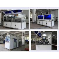 Buy cheap PLC Control Plastic Bank Smart Card Making Machine Automatic Credit Card Punching Machine from wholesalers