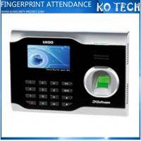 Buy cheap KO-U100 Fingerprint Time and Attendance Management with USB from wholesalers