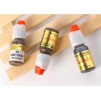 Buy cheap Private Label Permanent Makeup Tattoo Ink Pigment For Cosmetics from wholesalers