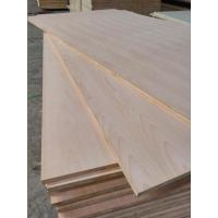 Buy cheap 18mm Okoume/Melamine/Natural Teak Face&back Block Board For Furniture from wholesalers