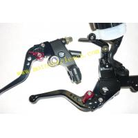 Buy cheap YAMAHA HONDA Motorcycle CNC Front brake lever Clutch lever R LH Bike Blue Red Yellow White from wholesalers