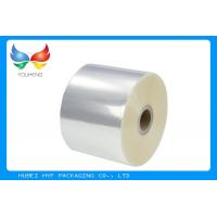 China PS Labels PET Release Film Liner Heat Sealable Polyester Film High Tensile Strength on sale
