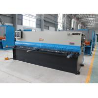 Buy cheap Swing Beam Hydraulic Sheet Metal Cutting Machine EMB Tubing Connector QC12Y-12x6000 from wholesalers