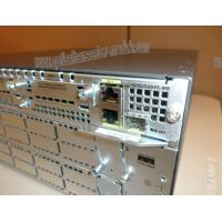 Buy cheap 512MB DRAM 128MB Flash Industrial Network Router , Cisco 3845 Integrated Services Router from wholesalers