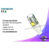 T15 Auto Led Bulbs  , Led Light Bulbs For Cars  Power Saving