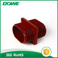 Buy cheap 110x180 high voltage epoxy resin insulator wall bushing from wholesalers
