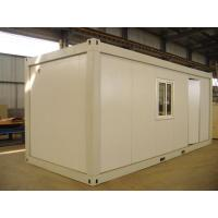 Buy cheap Sandwich Panel Prebuilt Recycled Modified Conex Box Homes , Easy to be Assemble from wholesalers