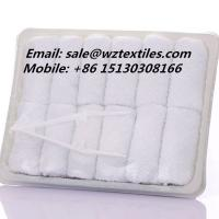 Buy cheap disposable airline towels hot/cold towels for airline traveling from wholesalers