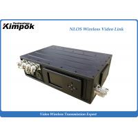 Buy cheap Long Distance Wireless Video Transmitter Digital HD / SDI / CVBS Low Delay Sender product
