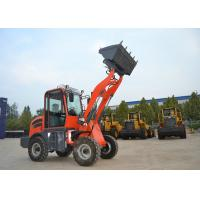 Buy cheap 1.5 tons CE Approved Hydraulic Mini Wheel Loader product