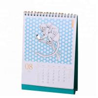 Buy cheap Photo Frame Custom Photo Perpetual Calendar With Full Color Printing from wholesalers