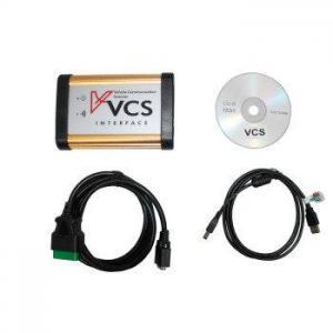 VCS Vehicle Communication Scanner Interface