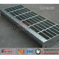 Buy cheap HT4 Steel Grating Stair Tread from wholesalers