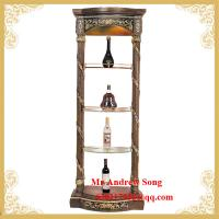 Buy cheap Antique wine storage rack for living room furniture the bar use 1157HBW from wholesalers
