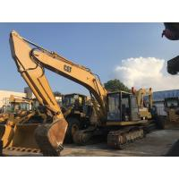 Buy cheap Caterpillar E200B Used Cat Excavator 2012 With 5000MM Maximum Digging Height from wholesalers