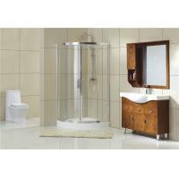 1900MM Height All Arc D Shaped Shower Bath Double Shower Enclosure CE / SGCC