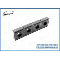 Buy cheap K05 K10 K15 Tungsten Carbide Tool Inserts , Durable CNC Carbide Inserts from wholesalers